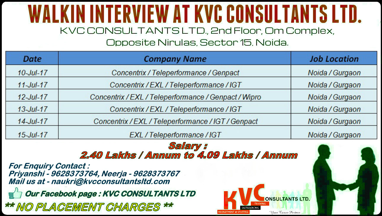 kvc consultants ltd